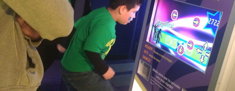 Children's Museum of Houston | Power Play | Dance